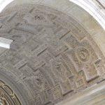 Photo d'un plafond musée italien